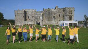 Carew Castle Header img