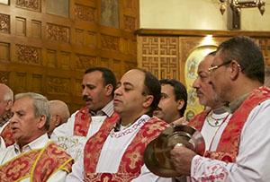 Coptic Priests