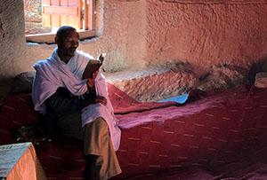 Tewahedo Priest