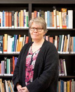 Dr. Anne-Christine Lindvall