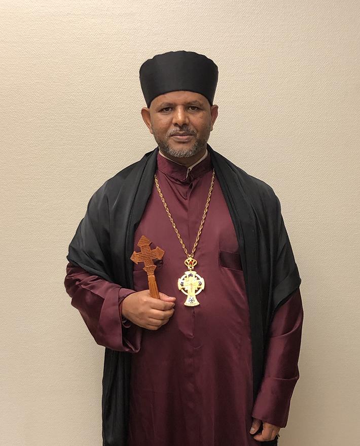 Fr. Abate Gobena