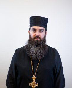 Archimandrite Jean Mansour