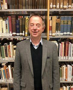Professor Samuel Rubenson