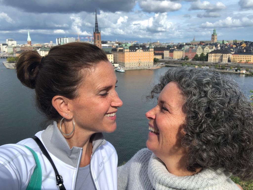 Sanna & Becka