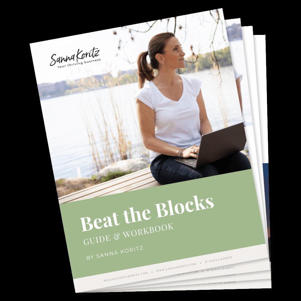Beat the Blocks PDF Thumbnail