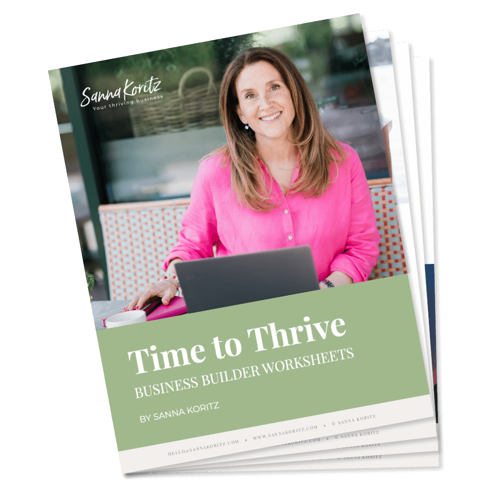 Time to Thrive Documents Thumbnail