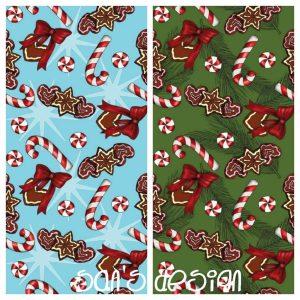 Christmas Sweets - design av San's Design