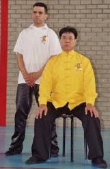Met Master Lee
