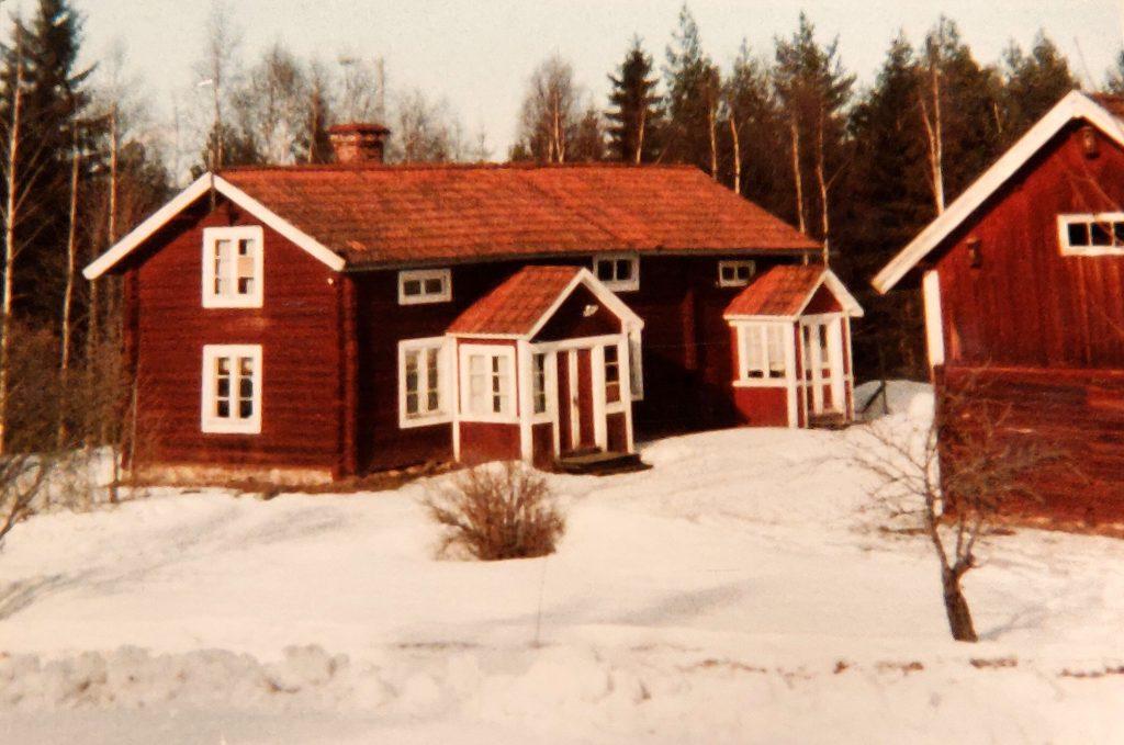 Springfeldtsgården, Sätra Insjön
