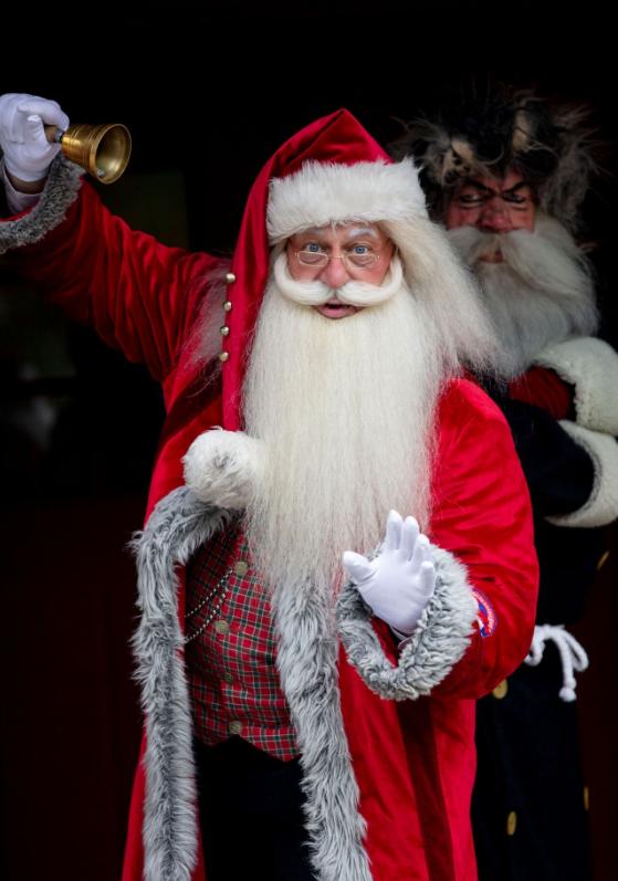 Julenissen og Sotnissen