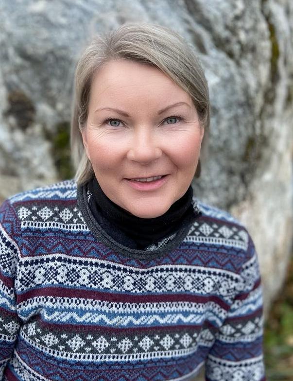 Tuula Kinnunen, homekoiraohjaaja