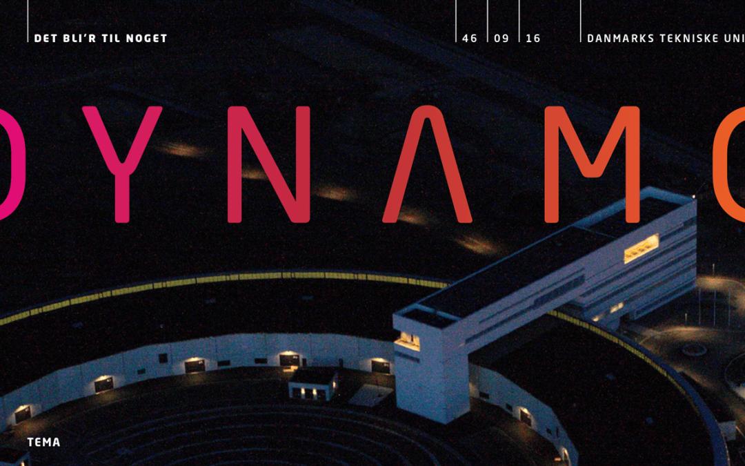 SAXOCON i Dynamo – nyhedsmagasin fra DTU