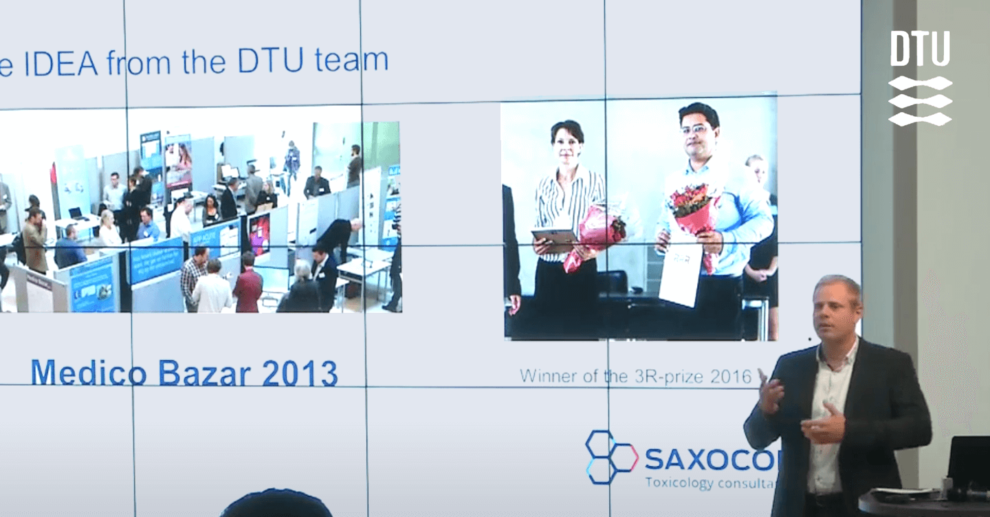 SAXOCON DTU IP Pitch 2016