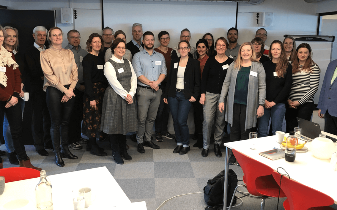 The 1st Extractables and Leachables Network Meeting