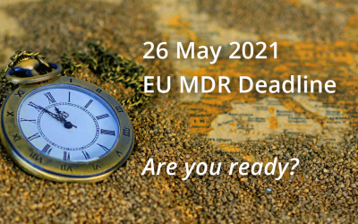 EU MDR Day is Upon Us