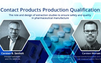 Contact Products Production Qualification
