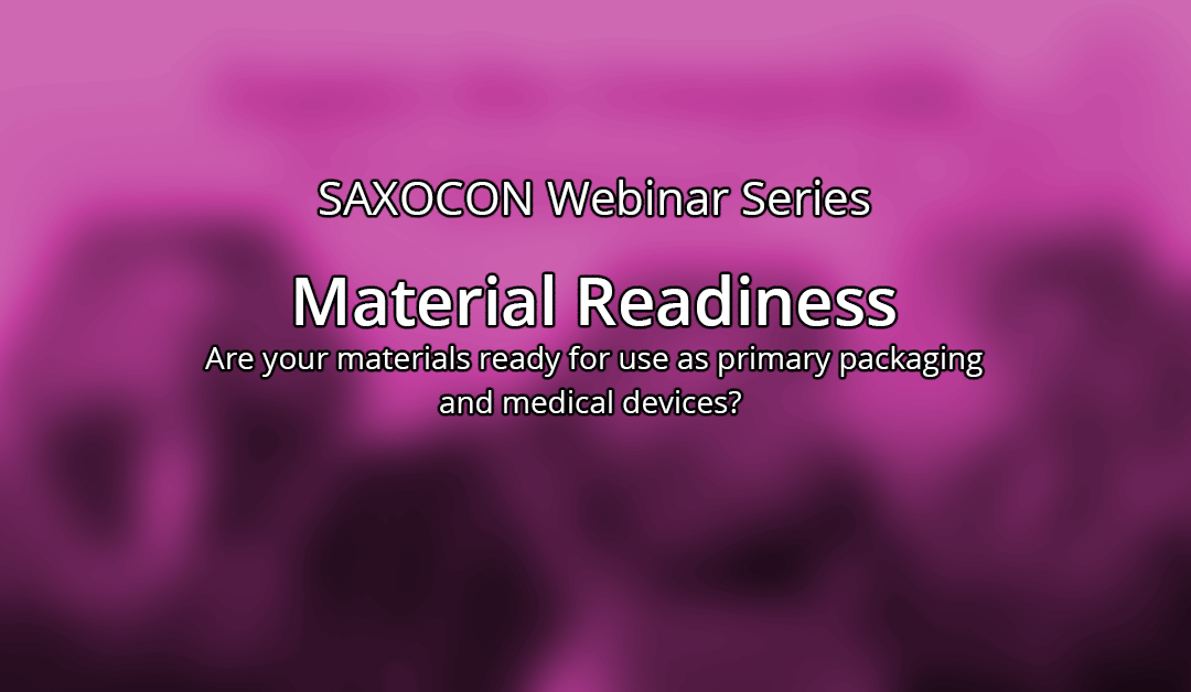 Material Readiness