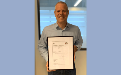 SAXOCON is now ISO 13485:2016 Certified