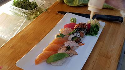 Jobba hos oss och gör fina sushi