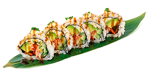 Californiarullar California rolls