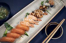 Sushi Lax rakor maki