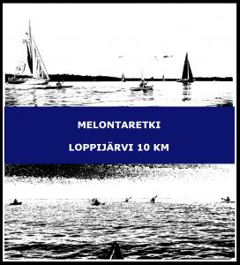 Melontaretki Loppijärvi 10 km