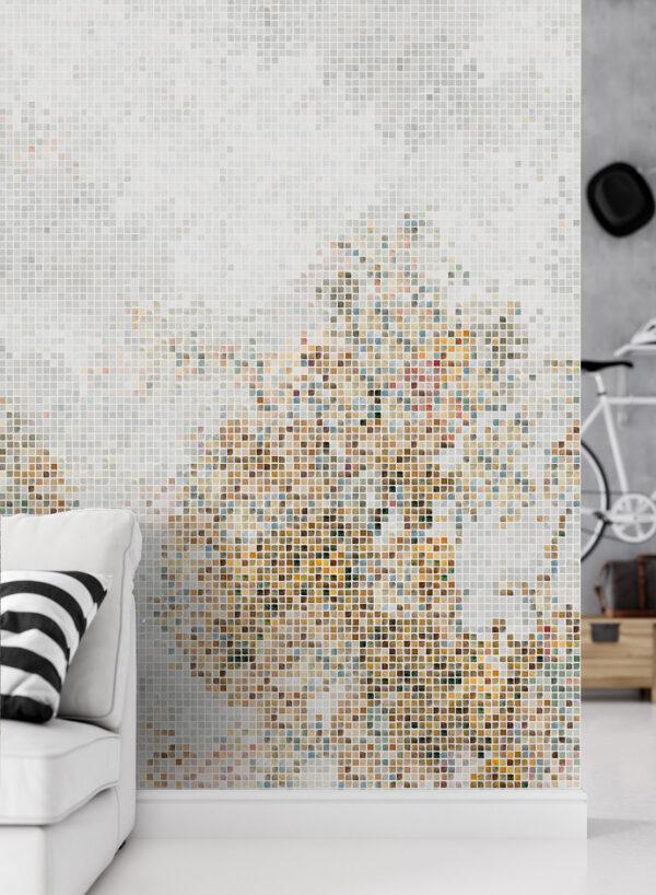 Mosaic-Forest-Golden-M