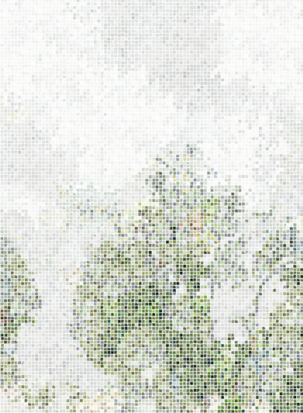 Mosaic-Forest-Green-T