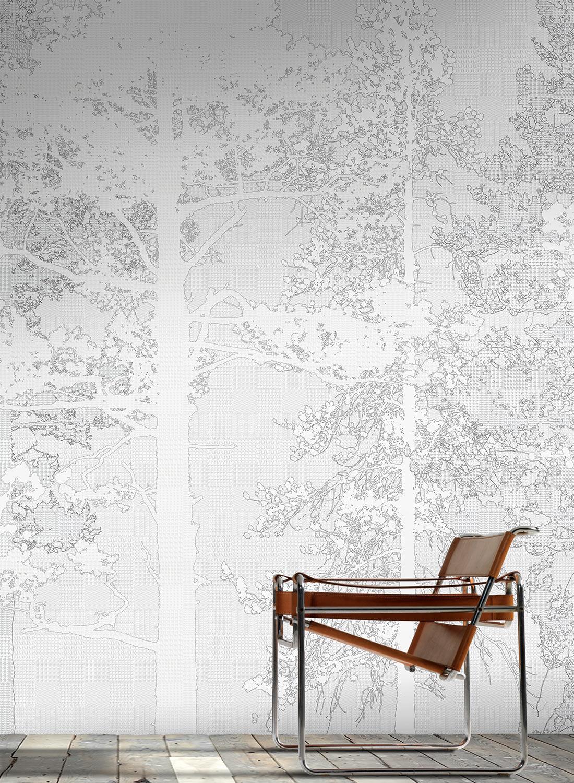 Weaving-Wood-White