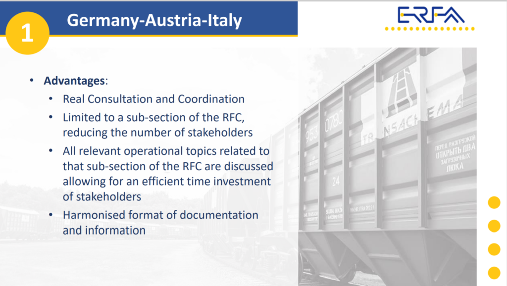 Excerpt from ERFA Presentation