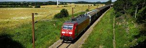 Juli 2013Billeder til folder i forbindelse med spor udvidelsen fra et til to spor, på strækningen Kolding - Tinglev.Foto: Robert Attermann / RED STAR