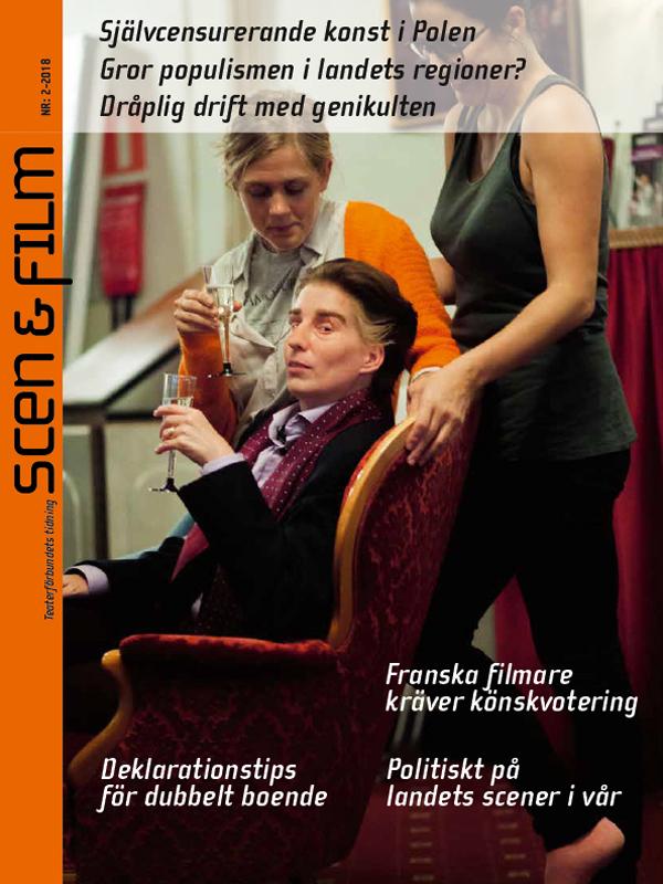 scen & film nr 2/18
