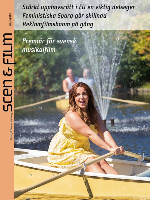scen & film nr 5/18