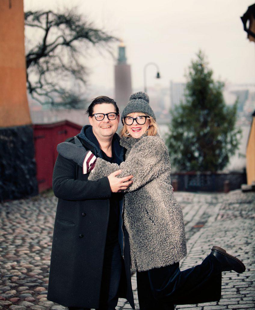 Sylvia Rauan och Andreas Rothlin Svensson
