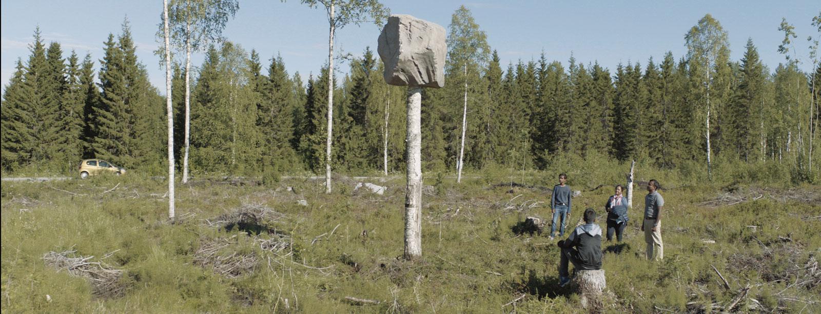 Den längsta dagen, film nr fyra i Jonas Augustséns filmsvit