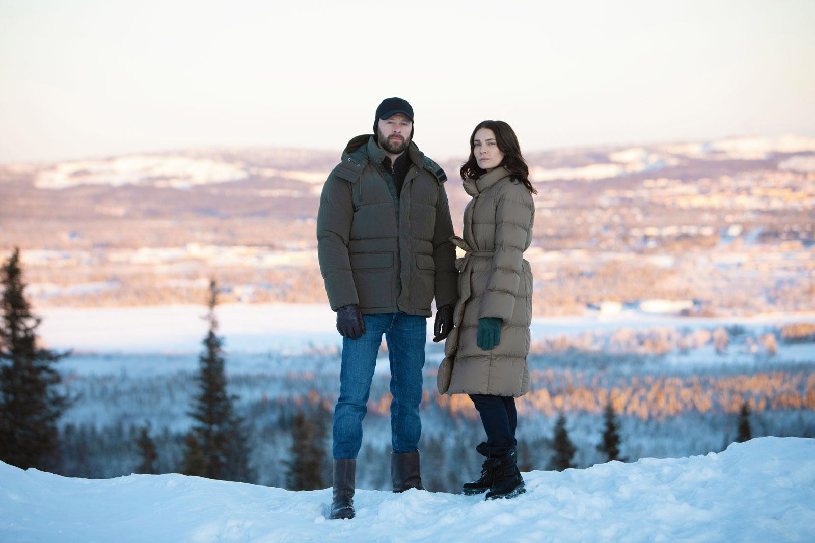 Dramaserien Björnstad i regi av Peter Grönslund