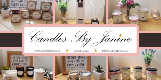Scented Candles, Fragrance Candles