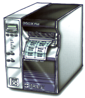 Etikettendrucker - Schäfer Kennzeichnungssysteme