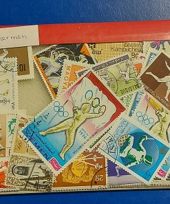 postzegels schermen