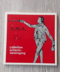 Tegel KMA schermclub Breda