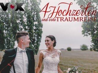 4 Hochzeiten & eine Traumreise