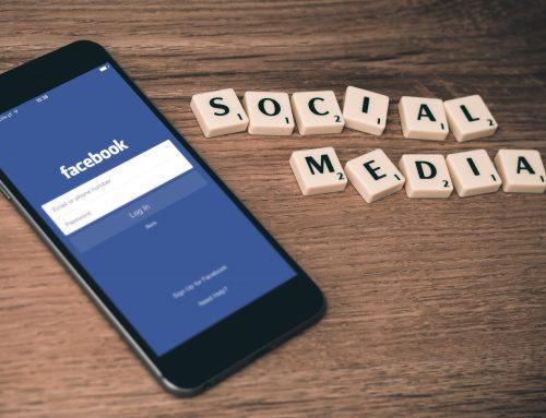 Vælg dit sociale medie – Facebook