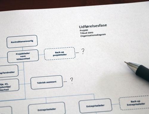 Styrk jeres organisationsdiagrammer