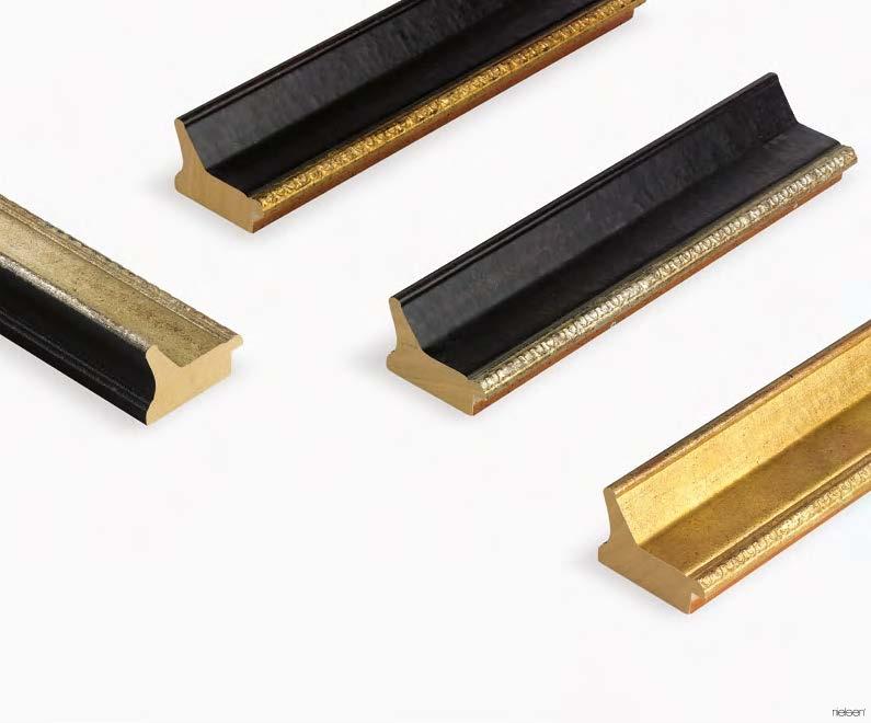 Schybergslist-ornament-lister-guld-svart