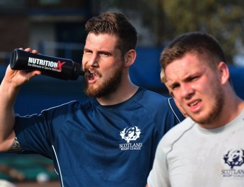 NUTRITION X FUEL SCOTLAND RUGBY LEAGUE