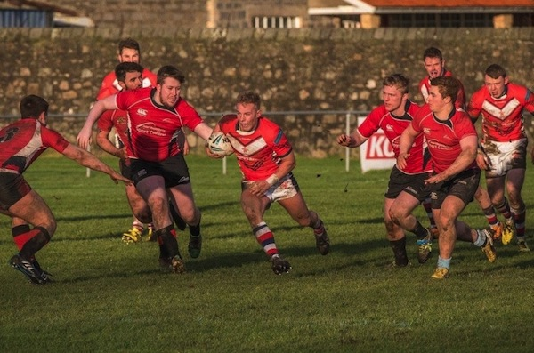 Aberdeen Warriors vs Northumbria University