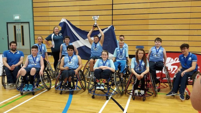 Dundee Dragons Wheelchair Club