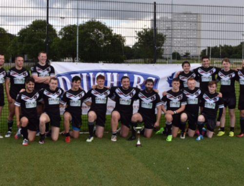 Strathmore Silverbacks – Ladbrokes Challenge Cup Debut