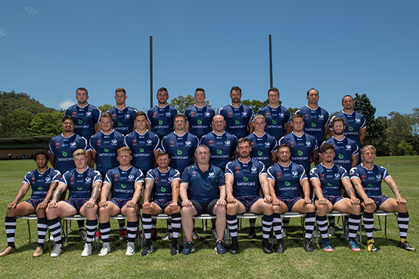 Scotland Rugby League World Cup Squad
