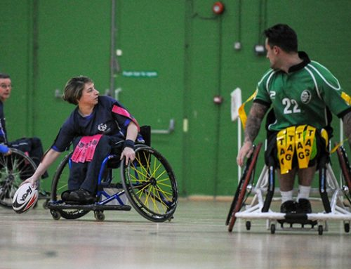 WOMEN'S & WHEELCHAIR EUROPEAN CHAMPIONSHIPS LAUNCHED